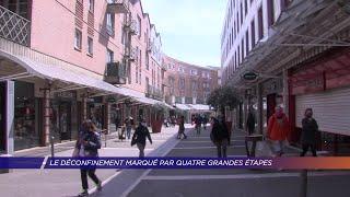 Yvelines | Le déconfinement marqué par quatre grandes étapes