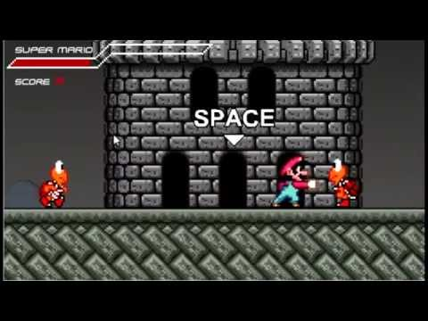 LET'S PLAY GIANT MARIO  GLITCHES IN GAME MARIO FOREVER ONLINE