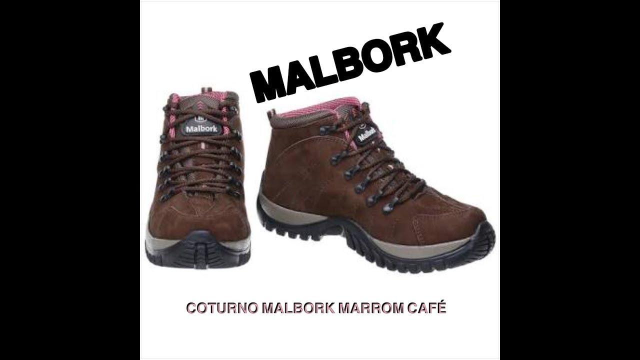 2bbe1c444e MALBORK VALE A PENA OU NÃO  Coturno Adventure Feminino Malbork Em ...