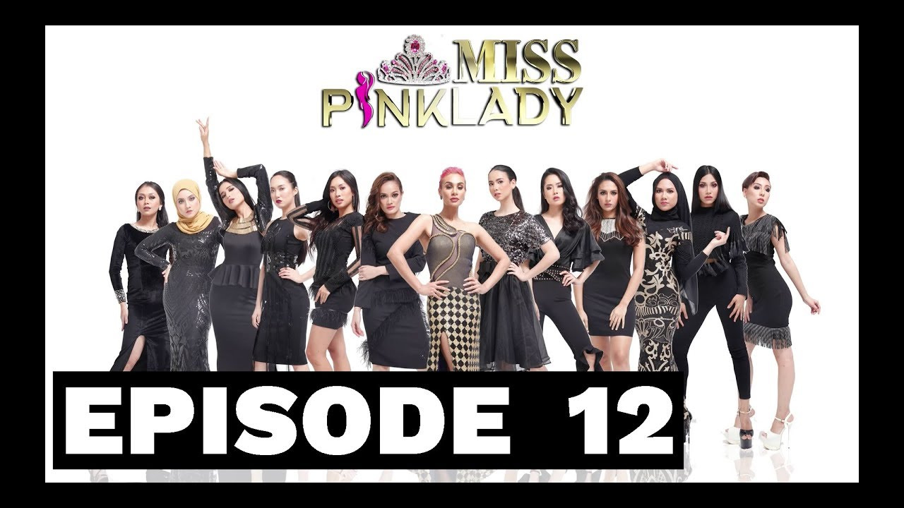MISS PINKLADY EPISODE 12