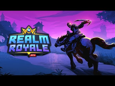 Realm Royale - Closed Beta on PlayStation 4 & Xbox One