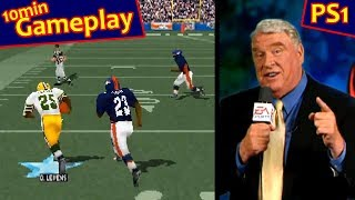 Madden NFL 99 ... (PS1) 60fps