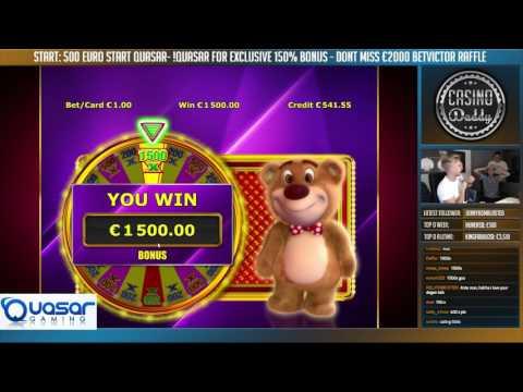 MASSIVE WIN - BONUS BRUNO BINGO BIG WIN 4 euro bet