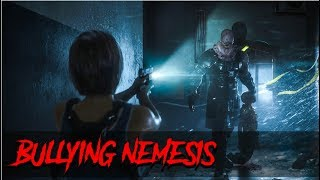 BULLYING NEMESIS in EVERY ENCOUNTER with ROCKET LAUNCHER - Resident Evil 3 (Road to RE3 Remake 2020)