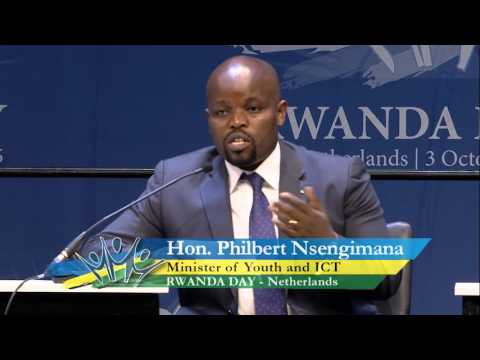 Rwanda Day Full Program Part 1/3 - Introduction and Panel Discussion