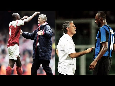 What did Patrick Vieira learn from Wenger, Mourinho, Mancini and Capello to help him as coach?