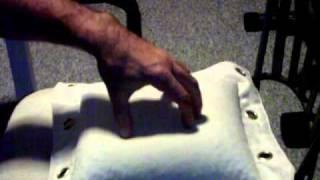 Wing Chun Iron Palm Training