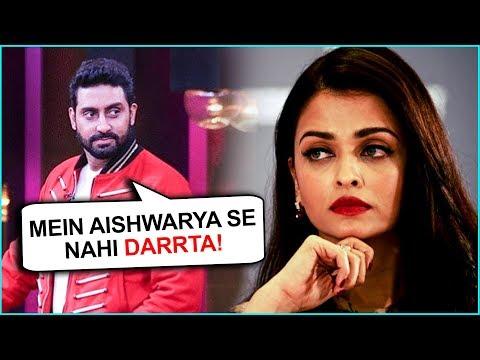 Abhishek Bachchan Is SCARED Of Wife Aishwarya Rai Bachchan?   Koffee With Karan Season 6 Mp3