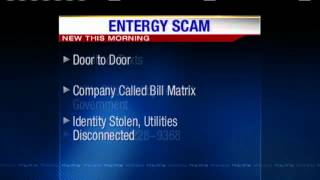 Scammers Target Utility Bills