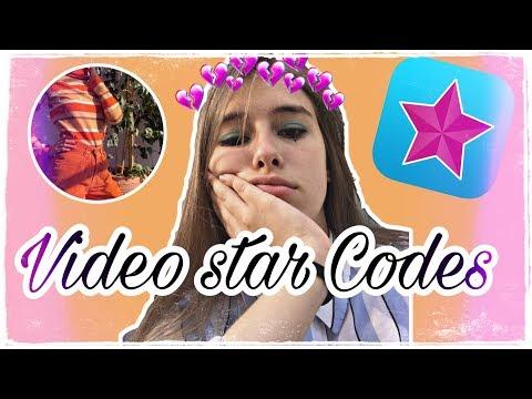 Video Star//Code// Коды для видео стар//Туториал//Как сделать эдит//Alex Krow