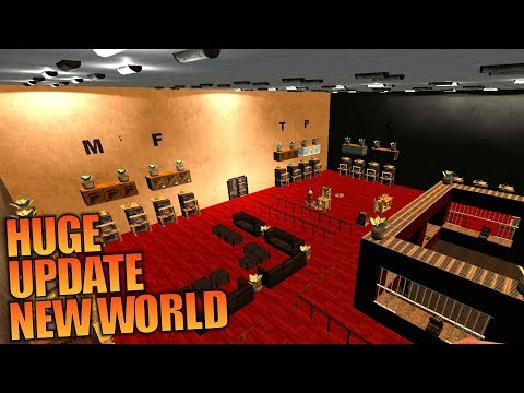 HUGE UPDATE NEW WORLD | WotW MOD 7 Days to...