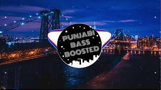 ANKHI : Tyson Sidhu feat. Kru172 Full song (bass boosted) | Latest Punjabi Song 2019