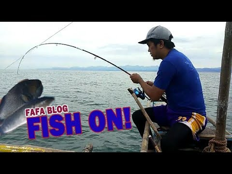 Fishing On The Boat Using Fishing Rod Vs Traditional Fishing