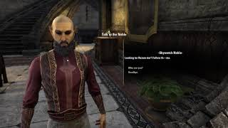 The Elder Scrolls Online Vampire gameplay część 2/2(PC)[HD](PL)