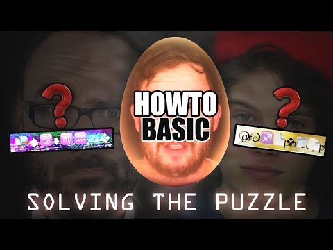 Who is HowToBasic? Solving The Puzzle #1 | Lyndon