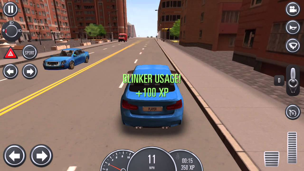 driving school 2016 game help