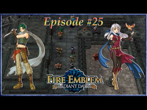 Fire Emblem: Radiant Dawn - Surrounded In Prison, Pincer Def