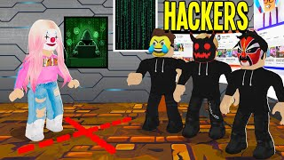 I Found HACKERS In Adopt Me.. I Went UNDERCOVER To Stop Them! (Roblox)