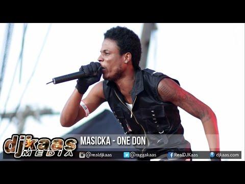 Masicka - One Don ▶Milestone Riddim ▶Ubeatz Records ▶Dancehall 2016