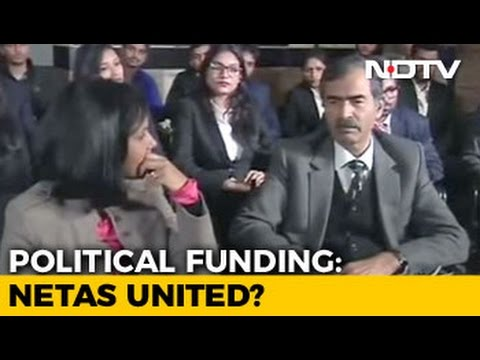 More Unknown Than Known: Netas United Over Political Funding?
