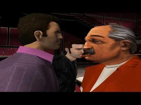 GTA Vice City Salvatore Leone Kill Claude And Tommy In Mission