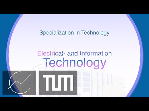 Specialization in Technology: Electrical- and Information Technologies