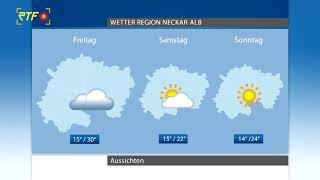 RTF.1-Wetter 08.07.2020