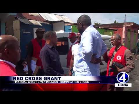 Red Cross Financial Grant in Layou - Dauer: 17 Minuten