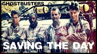 Ghostbusters Cast || Savin