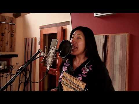Flor de la Quebrada por Micaela Chauque - Video Clip 2018 ESTRENO! ( Quenacho, zampoña, siku)