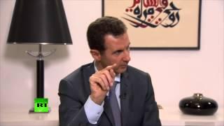 Башар Асад: Если европейцев волнует судьба беженцев...