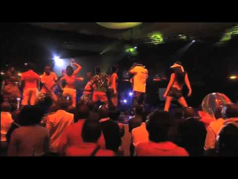 MTN SAMA 18 : Snotkop and Kurt Darren live performance Monday 30th April 2012
