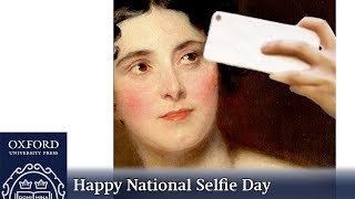 Happy National Selfie Day