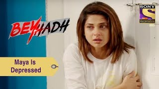 Your Favorite Character   Maya Learns About Arjun's Death   Beyhadh