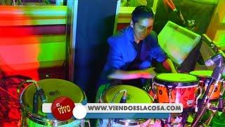 GRUPO TRIPLE X 2019 - MIS SENTIMIENTOS (Kevin - Percusión Latina)