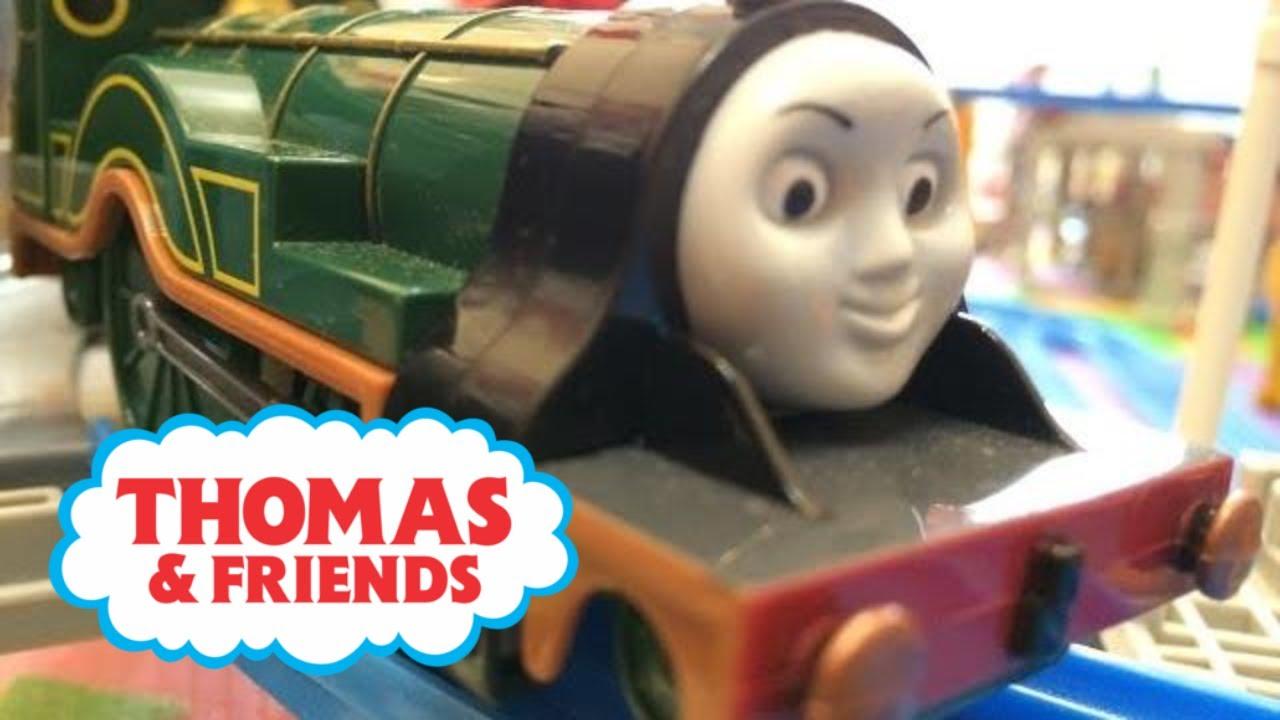 trenes de juguete Thomas y sus amigos juguetes  EMILY 00390 es
