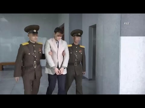 American student released from North Korea has died