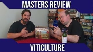 Viticulture Review - Glass Half Empty