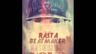 3-Piano Freestyle Rap Instrumental- Rasta Beatmaker Beats Uso Libre Vol 2