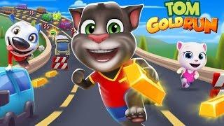 Онлайн игра Кот Том за золотом Детские игры Видео для детей
