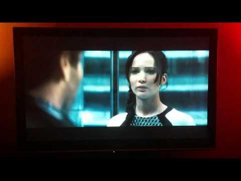 Hunger Games bluray aspect ratio change