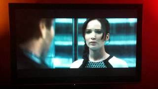 Hunger Games bluray aspect ratio change