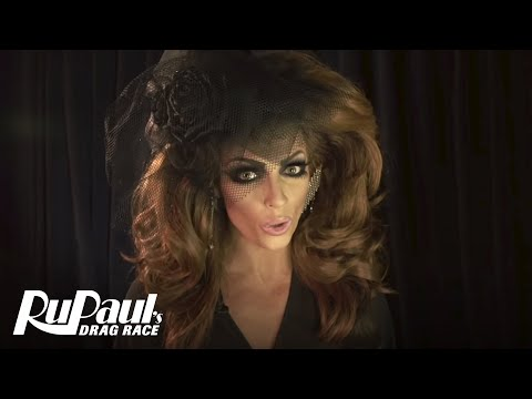 Drag Makeup Tutorial: Alyssa Edwards' Sassy & Sexy | RuPaul's Drag Race | Logo