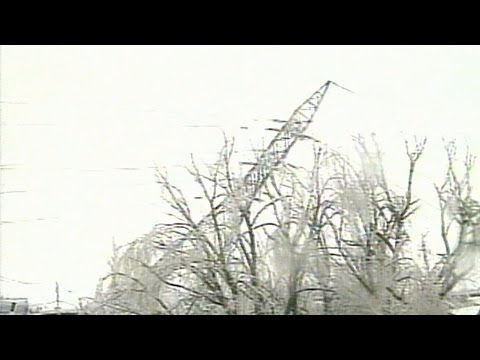 Jan. 8, 1998: Massive ice storm leaves millions in Quebec in