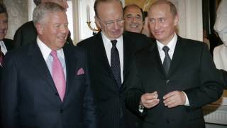 That Time Vladimir Putin Stole Robert Kraft's Super Bowl Ring | TBT | The Ring is the Thing