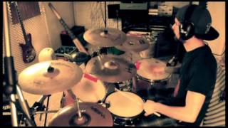 Incinerated Flesh - Burn after raping Drum Playthrough by Robin