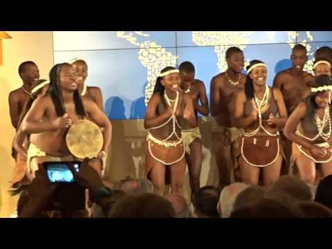 ITB Berlin 2016 – Live Shows 2016 – Palais am Funkturm – Botswana – NGWAO LETSHWAO – Part 2