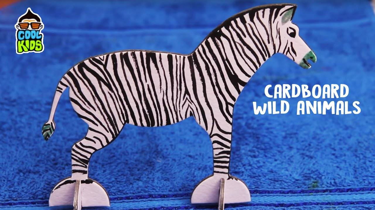 Diy Crafts Cardboard Fun Cardboard Crafts Ideas Funny Paper
