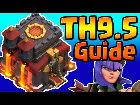 Clash of Clans: TH9.5 TH10 UPGRADE PRIORITY LIST & GUIDE (January 2017) ULTIMATE!!!