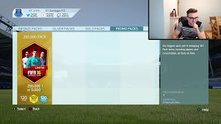 THE 250K PACK!!! FIFA 16 Pack Opening